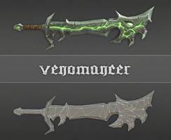 Venomancer by JohnMcFlurry