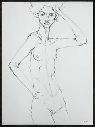 egon schiele 2 by atomicallycorrect