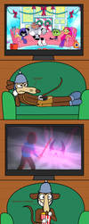 TV Choices (Collab With Alexeigribanov) by sunlightcalibur1996