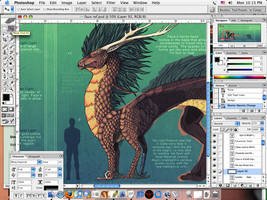Faux Ref - WIP by Xainra