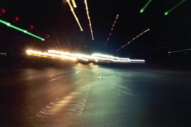 Car Lights by themikem