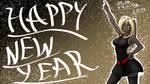 New Year Lina~ by AranKirostok
