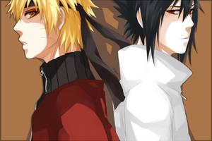 + Sasuke Naruto by Yunho-Jaejoong
