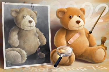 L'ours de jouvence by LEfilR
