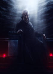 Supreme Leader Snoke by Night-hawk-Tamps