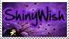 ShinyWish PurpleStamp by Nikonoclaste