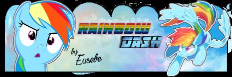 Signature - Rainbow Dash by Eusebe50