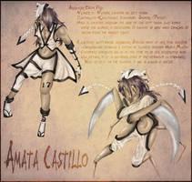 Arrancar Data - Amata Castillo by sono