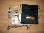 my DA goodie pack by krike06