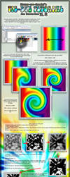 Tie Dye tutorial Pt. II by S-Hirsack