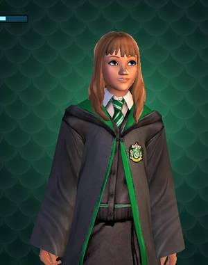 Juniper Miles Harry Potter OC HPMG by DawnOfTheAgez