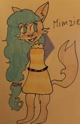 contest entry Mimzie by DawnOfTheAgez