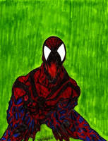 spidercarnage by Taylor2984