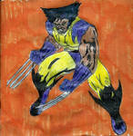 Wolverine by Taylor2984