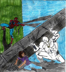 Spiderman by Taylor2984