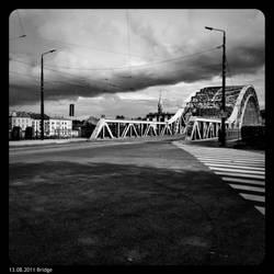 Pilsudski bridge by zzznook