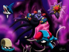 Ursula Team by VibaFleischer