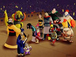 Mulan EXTRA  group by VibaFleischer