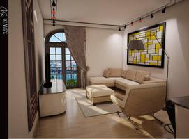 living room1 by park0toker