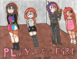 Playing With Fire by WoodlandBaton94