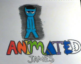 Animated James by donatellofan