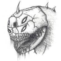 Creature 2 by Caligari-87