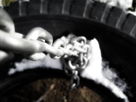 The Old Tire Swing by Caligari-87