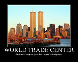 World trade Center remembrance by NewYorker2010