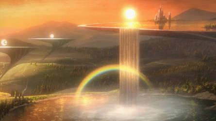 Background 2 by FuumaYahiko