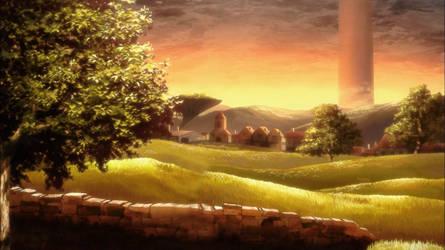 Background 9 by FuumaYahiko