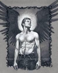 Brokeback Angel by scotty309