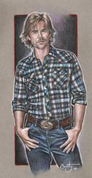True Blood 'Sam Merlotte' by scotty309