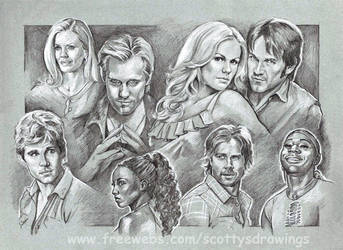 True Blood - Bad Things by scotty309