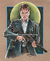 CAPTAIN JACK HARKNESS 2012 by scotty309