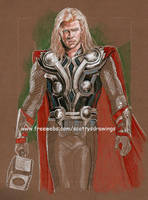 Wip The Almighty Thor 2013 by scotty309