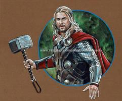 Thor - The Dark World  (2014) by scotty309