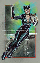 Catwoman (2014) by scotty309