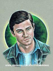 John Winchester (2015) by scotty309