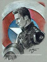 Captain America - Civil War 2016 by scotty309