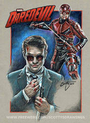 Daredevil (2017) by scotty309