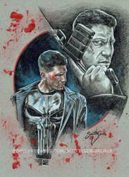 Punisher (2017) by scotty309