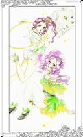CE-Sailor Earth, Dante Teruka by Blychee