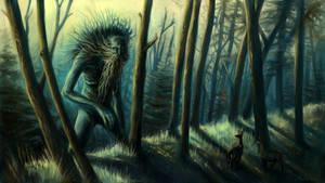 Leshy by Wezyk