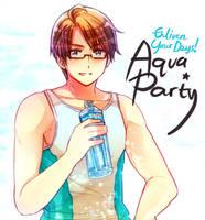 Aqua Party by Cioccolatodorima