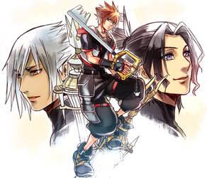 Kingdom Hearts 3!!! by Cioccolatodorima
