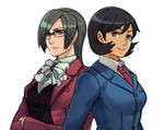 Miss Attorneys by Cioccolatodorima