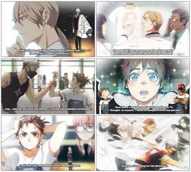 Laundry Washing Anime?!? by Cioccolatodorima