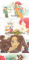 Fastfood-chan Anime? by Cioccolatodorima