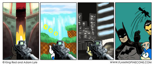 Modern Battlefield 3 by FLAMINGPINECONE