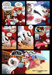 Panda Comics #20 by FLAMINGPINECONE
